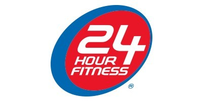 commercial exercise equipment at 24 hour fitness