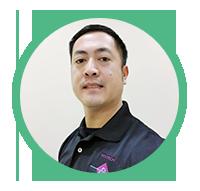 Fit-Tech Service Technician Marvin Manalastas