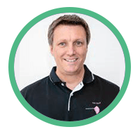 Fit-Tech Sales Manager Steve Converse